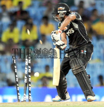 Image Id : 123589375 <span>Date : 2011-04-25 <span>Category : Sport</span>