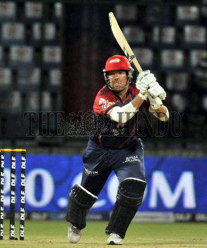 Image Id : 123629501 <span>Date : 2011-04-26 <span>Category : Sport</span>