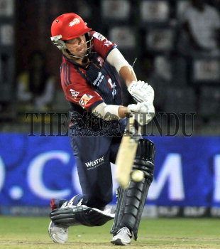 Image Id : 123629950 <span>Date : 2011-04-26 <span>Category : Sport</span>