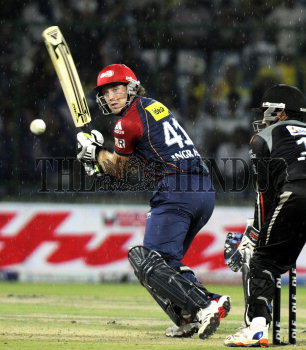 Image Id : 124359348 <span>Date : 2011-05-21 <span>Category : Sport</span>