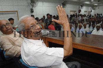 Image Id : 126911708 <span>Date : 2011-09-07 <span>Category : Politics</span>