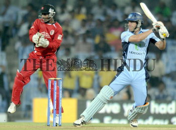 Image Id : 127359358 <span>Date : 2011-09-28 <span>Category : Sport</span>