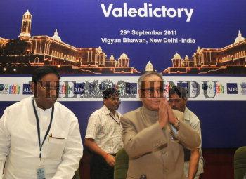 Image Id : 127380199 <span>Date : 2011-09-29 <span>Category : Politics</span>
