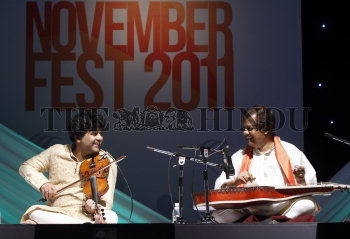 Image Id : 128525957 <span>Date : 2011-11-18 <span>Category : Arts Culture and Entertainment</span>