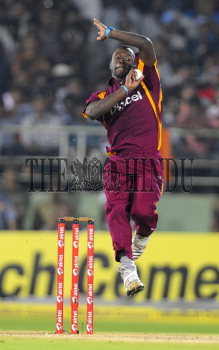 Image Id : 129047989 <span>Date : 2011-12-02 <span>Category : Sport</span>