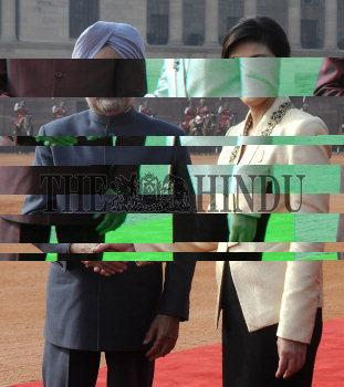Image Id : 130573689 <span>Date : 2012-01-25 <span>Category : Politics</span>