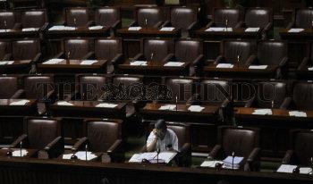 Image Id : 131023325 <span>Date : 2012-02-14 <span>Category : Politics</span>