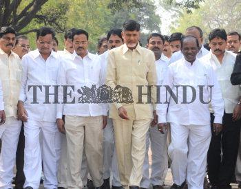 Image Id : 131323842 <span>Date : 2012-02-27 <span>Category : Politics</span>