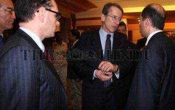 Image Id : 131350847 <span>Date : 2012-02-28 <span>Category : Politics</span>