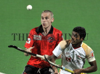 Image Id : 131420468 <span>Date : 2012-03-02 <span>Category : Sport</span>