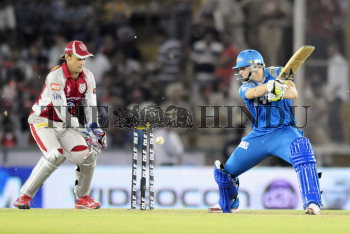 Image Id : 132368148 <span>Date : 2012-04-12 <span>Category : Sport</span>