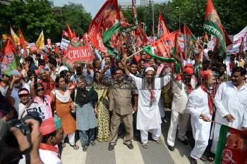 Image Id : 136364950 <span>Date : 2012-09-20 <span>Category : Politics</span>