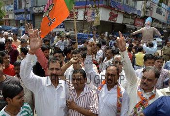 Image Id : 136365517 <span>Date : 2012-09-20 <span>Category : Politics</span>