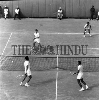 Image Id : 156617517 <span>Date : 1962-12-04 <span>Category : Sport</span>