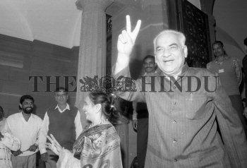 Image Id : 158203391 <span>Date : 1993-12-02 <span>Category : Politics</span>