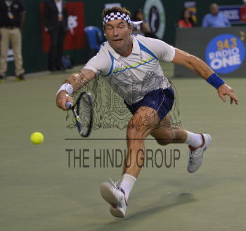 Image Id : 158494509 <span>Date : 2014-11-23 <span>Category : Sport</span>