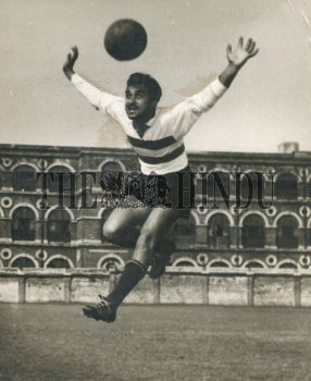 Image Id : 160614442 <span>Date : 1961-07-03 <span>Category : Sport</span>